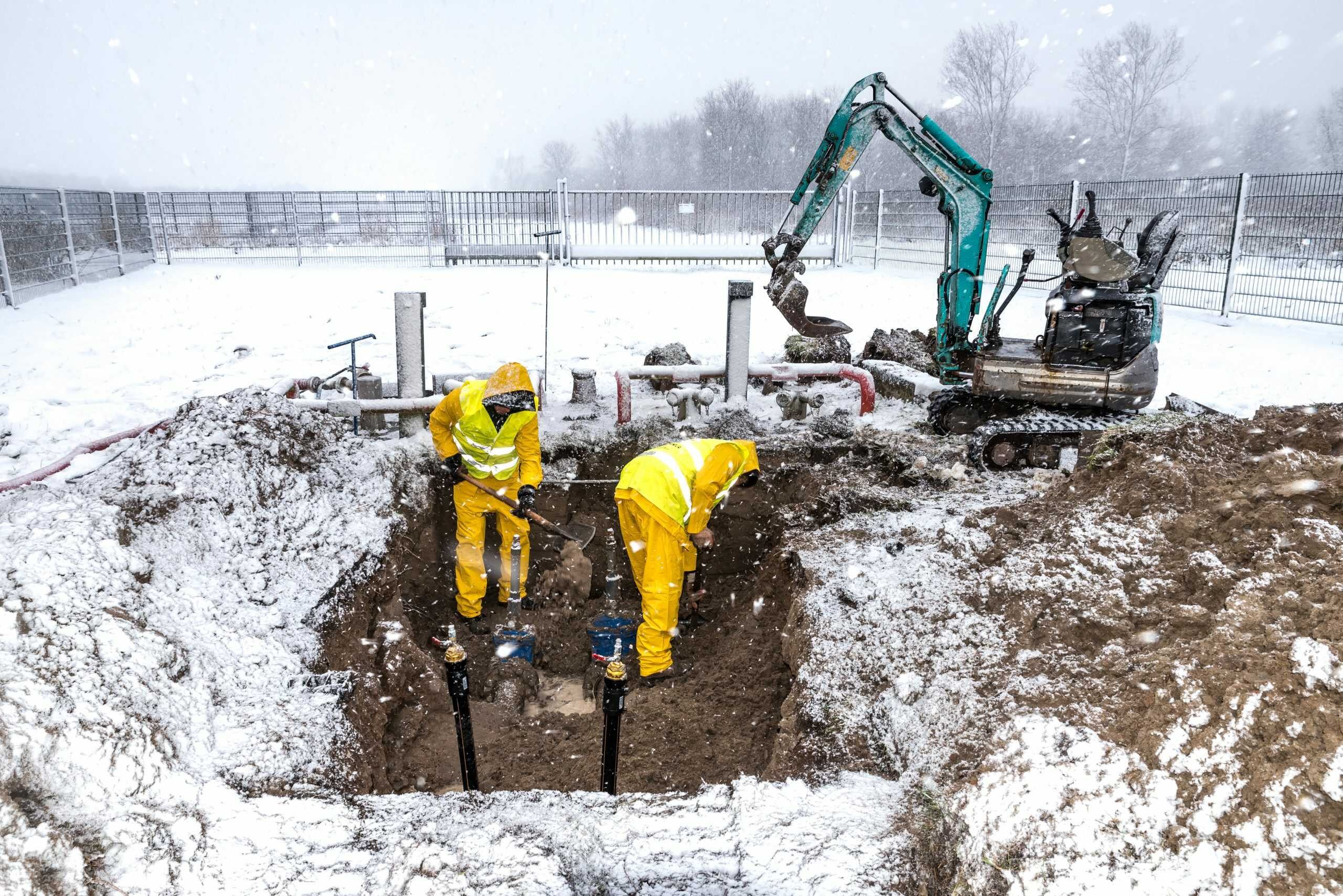 Winter Workplace Safety