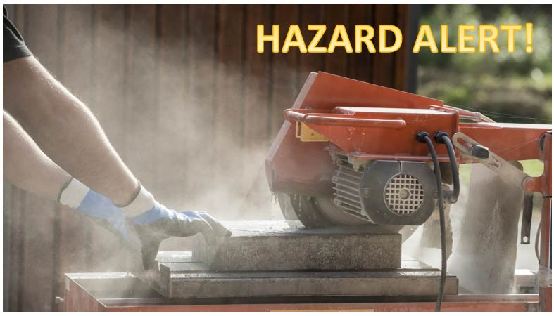 Hazard Alert – Outbreak of Silicosis Reported Among Workers in Four States