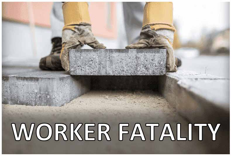 Worker Crushed to Death at New Hampshire Stone Products Manufacturing Facility