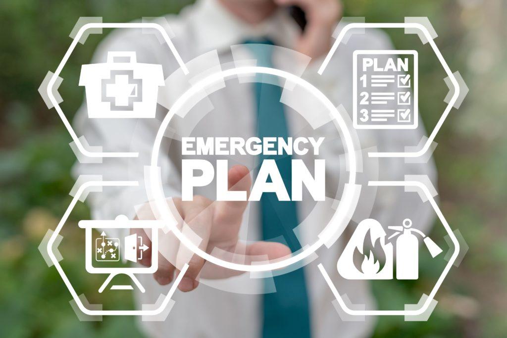 OSHA emergency plan