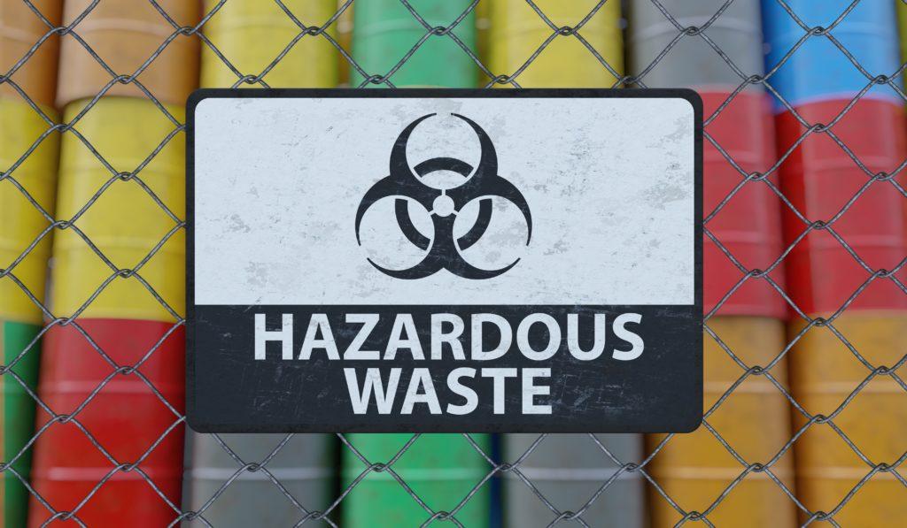 hazardous waste osha training