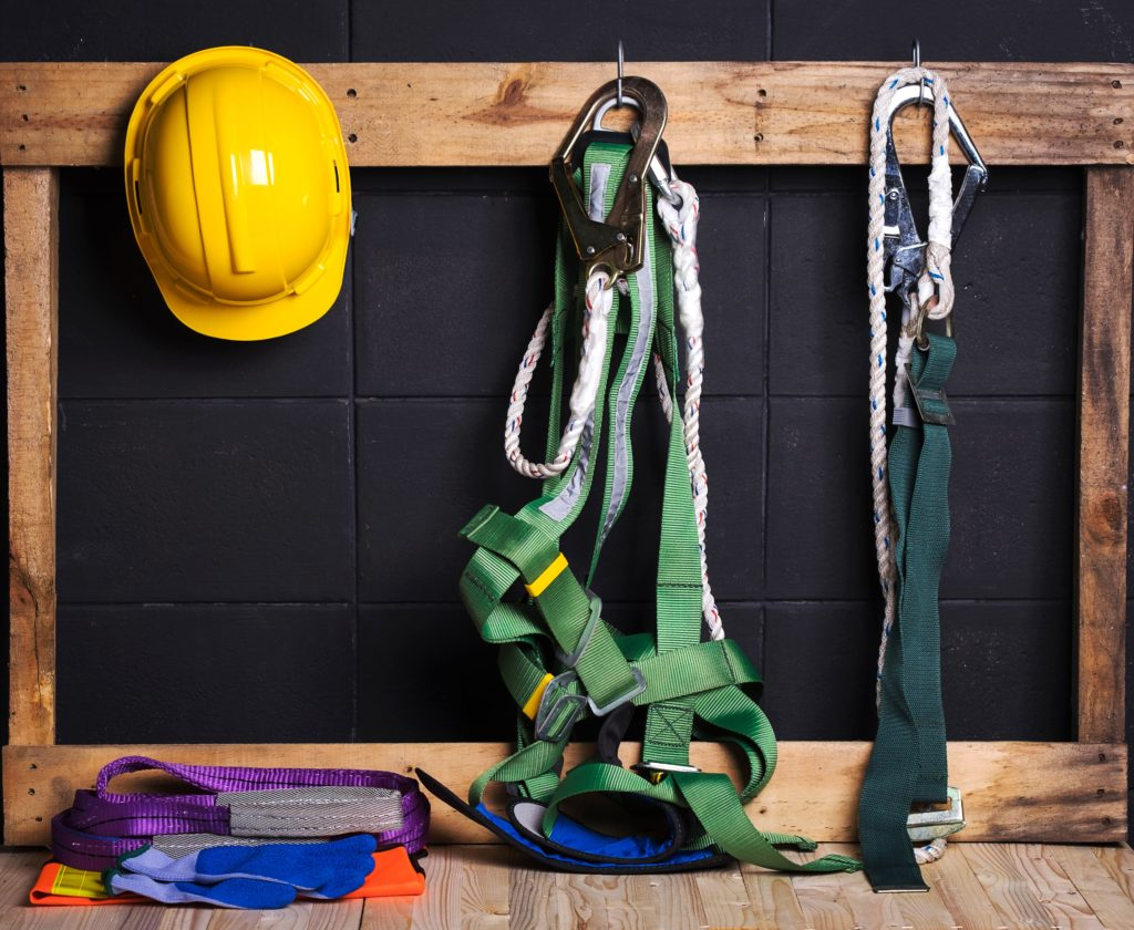 Personal Fall Protection Equipment