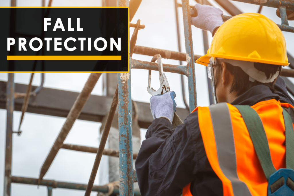 Fall Protection: The Difference Between Life and Death