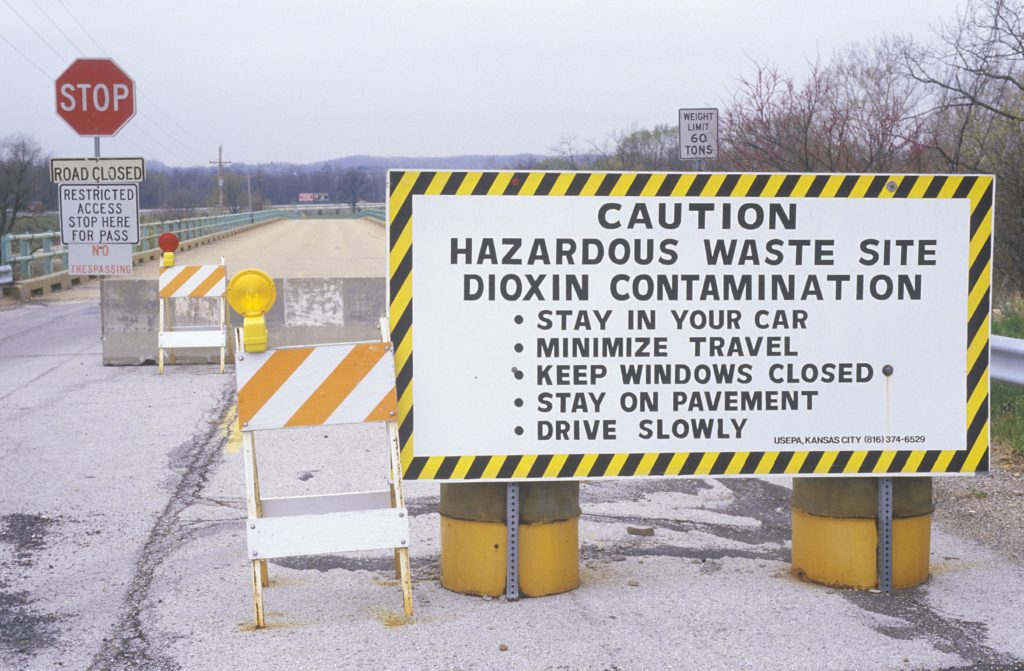 Hazard Warning Signs and Notices
