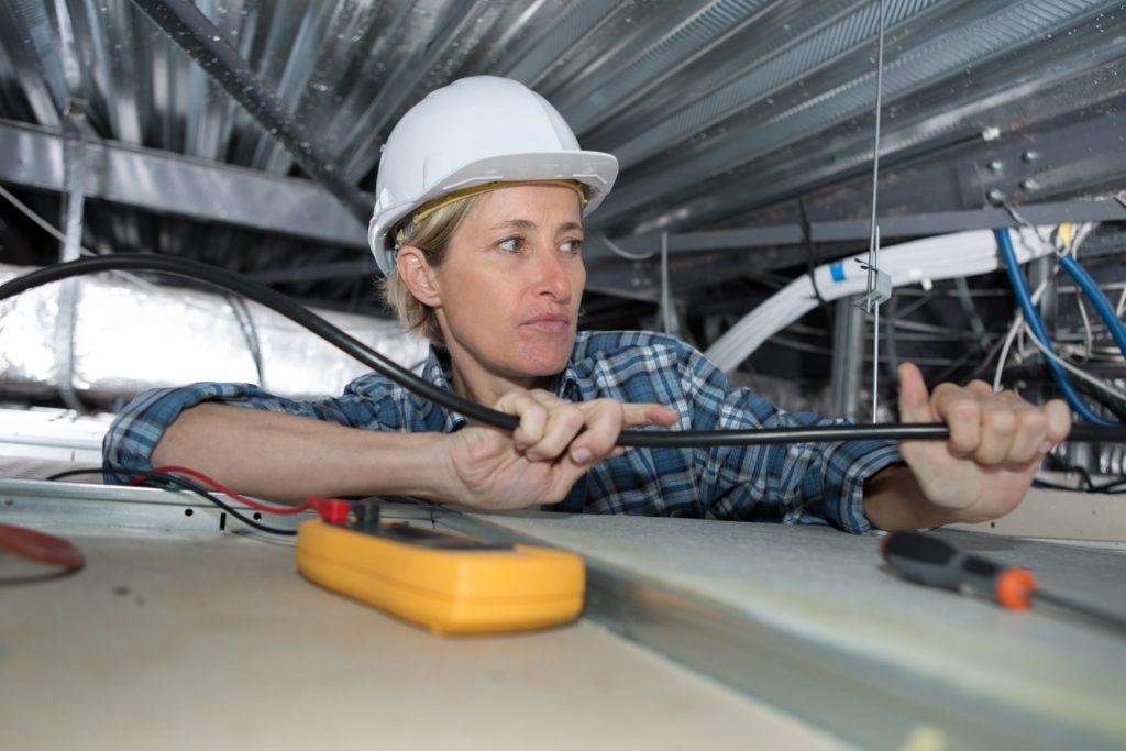 Air monitoring at workplace