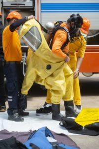 Donning & Doffing PPE