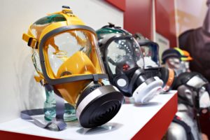 many types of PPE