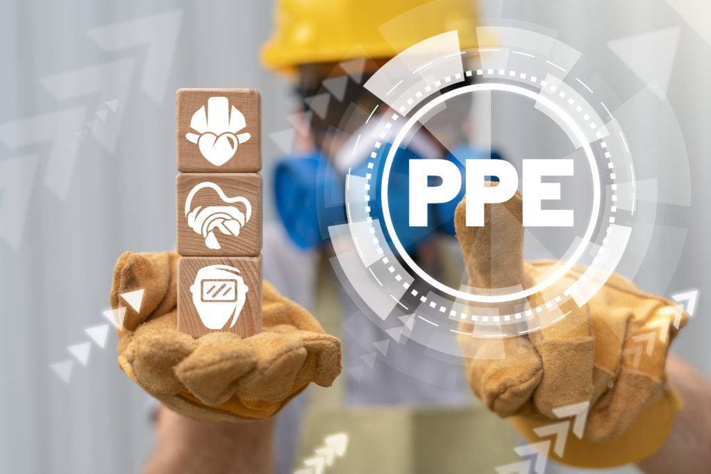 Adhere To the Correct Procedure for Donning and Doffing PPE