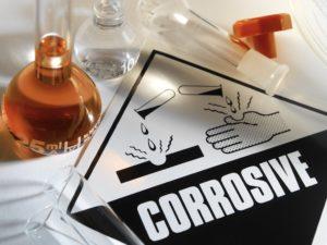 Corrosive Chemicals