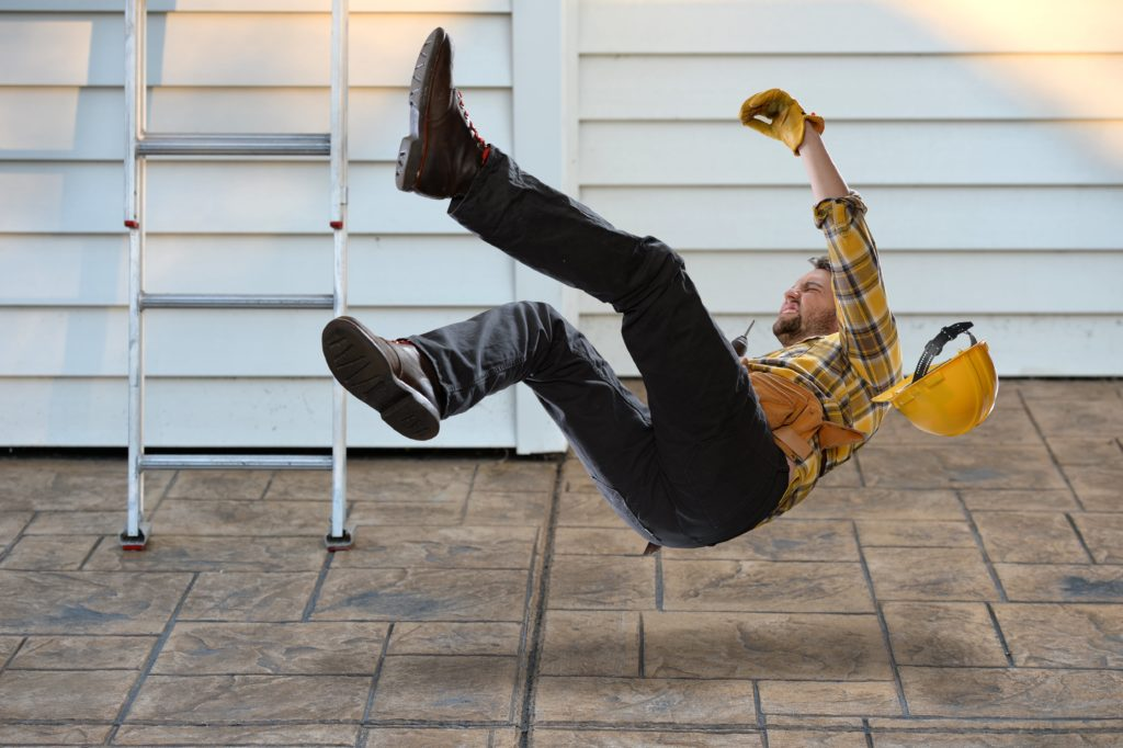 Portable Ladder Safety Protocols