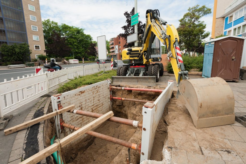 Excavation and Trenching – Hazards and Safeguards