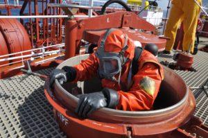 work safety practices in Atmospheric Hazards