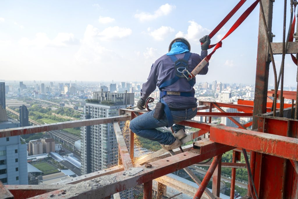 Safety Measures When Working at Heights
